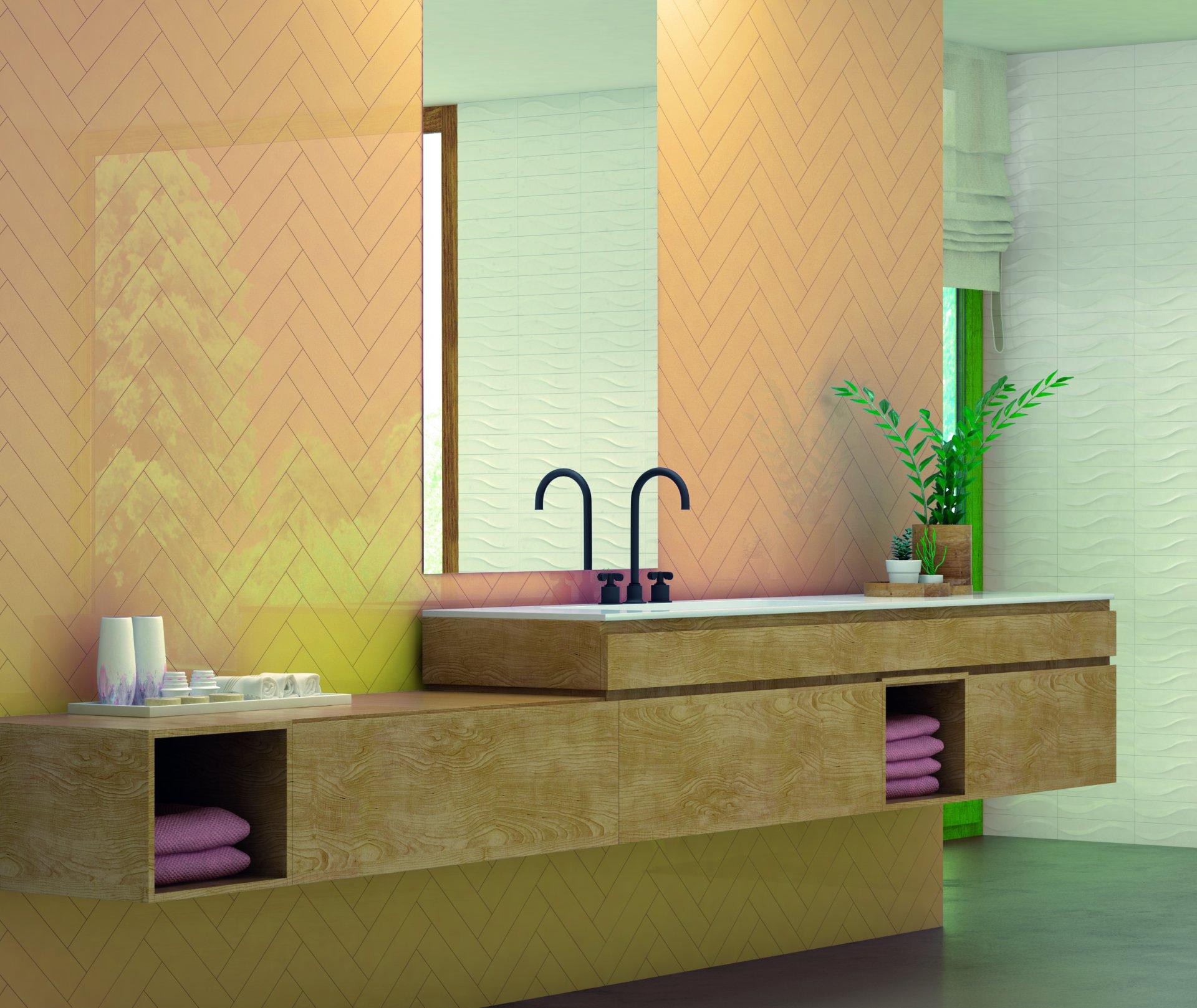 3x12 Bellini Metro Decor Giallo Ceramic Glossy Wall Tile